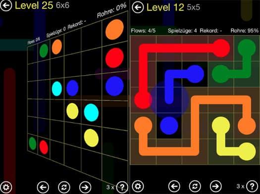 """App der Woche für Android: """"Flow Free (von Big Duck Games ..."""