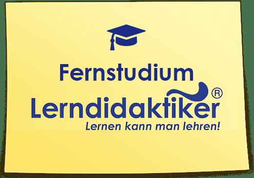 Ausbildung zur diplomierten Lerndidaktikerin